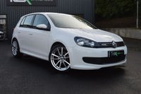 2011 VOLKSWAGEN GOLF 1.6 S TDI BLUEMOTION 5d 103 BHP £5995.00
