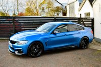 USED 2016 66 BMW 4 SERIES 2.0 420D M SPORT GRAN COUPE 4d AUTO 190 6 MONTHS RAC WARRANTY FREE + 12 MONTHS ROAD SIDE RECOVERY!