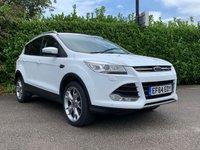 2014 FORD KUGA 2.0 TITANIUM X TDCI 5d AUTO 177 BHP £12290.00