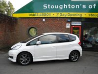 USED 2013 62 HONDA JAZZ 1.3 I-VTEC SI 5d 99 BHP Just Arrived, More Pictures To Follow