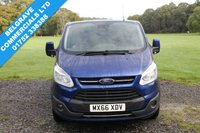 USED 2016 66 FORD TRANSIT CUSTOM 2.0 290 LIMITED LR P/V 129 BHP
