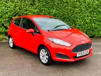 2013 FORD FIESTA 1.2 STYLE 3d 59 BHP £4790.00