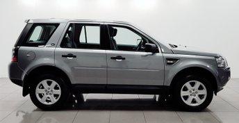 2012 LAND ROVER FREELANDER 2.2 TD4 GS 5d AUTO 150 BHP £10950.00