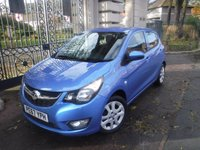 USED 2017 67 VAUXHALL VIVA 1.0 SE AC 5d 74 BHP *FINANCE ARRANGED*PART EXCHANGE WELCOME*CITY STEERING*CRUISE*BTOOTH*SERVICE HISTORY*AIRCON*USB*12V