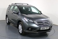 USED 2014 64 HONDA CR-V 1.6 I-DTEC SE 5d 118 BHP ONE LADY OWNER with 5 Stamp SERVICE HISTORY