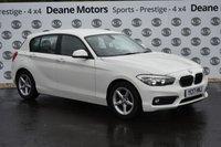 USED 2017 17 BMW 1 SERIES 1.5 116D ED PLUS 5d 114 BHP AMAZING VALUE