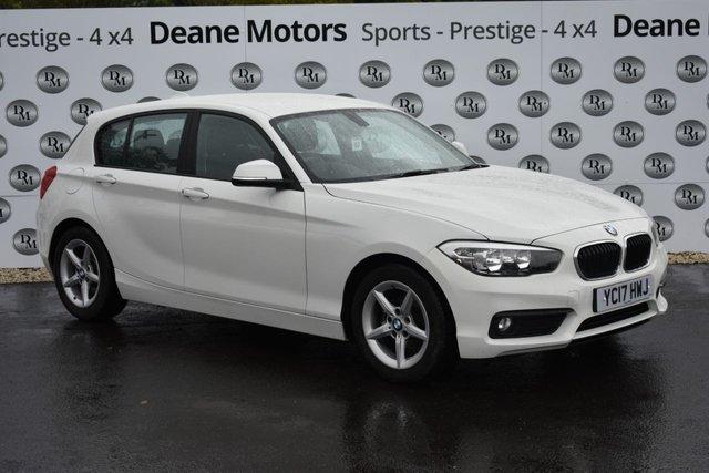 2017 17 BMW 1 SERIES 1.5 116D ED PLUS 5d 114 BHP AMAZING VALUE