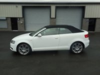 USED 2010 10 AUDI A3 2.0 TDI S LINE 2d 138 BHP HALF LEATHER 2 KEYS