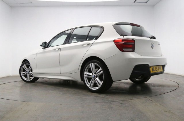 BMW 1 SERIES at Georgesons