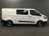 USED 2018 18 FORD TRANSIT CUSTOM 2.0 300 BASE DCIV L2H1 DCB * 0% Deposit Finance Available