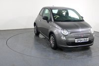 USED 2014 64 FIAT 500 1.2 POP 3d 69 BHP Demo and 2 OWNERS From New