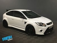 USED 2009 02 FORD FOCUS 2.5 RS  * 0% Deposit Finance Available