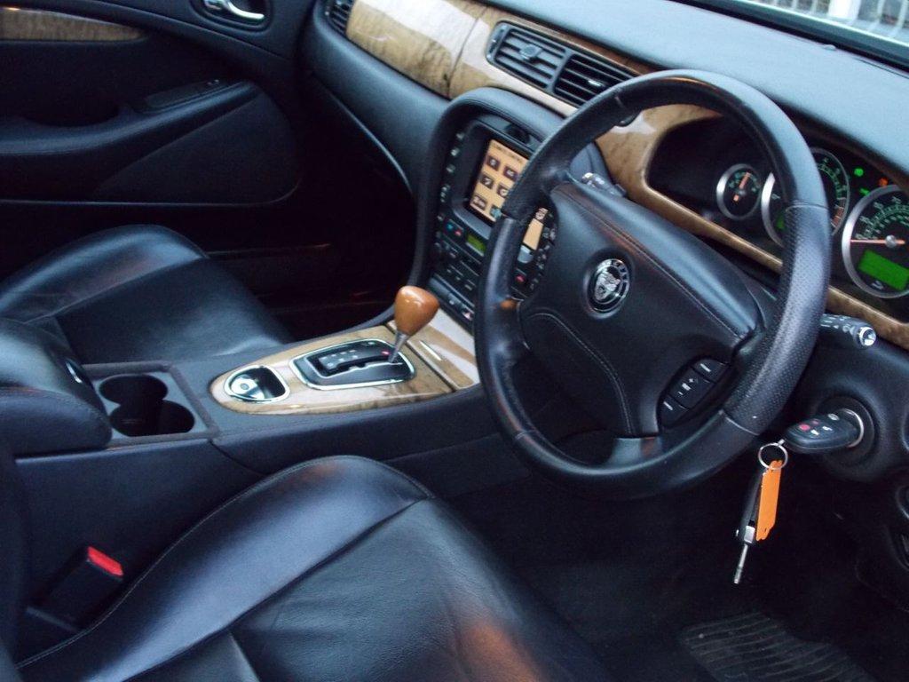 USED 2007 57 JAGUAR S-TYPE 3.0 SE V6 4d AUTO 240 BHP