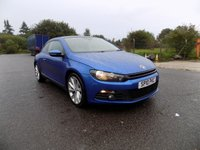 USED 2010 10 VOLKSWAGEN SCIROCCO 2.0 GT TDI 3d 140 BHP ***Nationwide Delivery Available***
