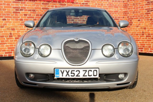 JAGUAR S-TYPE at Derby Trade Cars