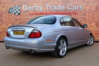 USED 2002 52 JAGUAR S-TYPE 4.2 V8 R 4d 400 BHP
