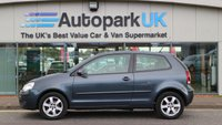 USED 2008 08 VOLKSWAGEN POLO 1.2 MATCH 3d 59 BHP LOW DEPOSIT OR NO DEPOSIT FINANCE AVAILABLE