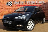 USED 2016 16 HYUNDAI I20 1.2 MPI S AIR 5d 74 BHP