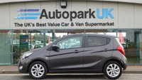 USED 2015 65 VAUXHALL VIVA 1.0 SL 5d 74 BHP LOW DEPOSIT OR NO DEPOSIT FINANCE AVAILABLE