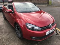 USED 2012 12 VOLKSWAGEN GOLF 2.0 GT TDI BLUEMOTION TECHNOLOGY DSG 2d AUTO 139 BHP