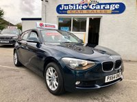 USED 2014 64 BMW 1 SERIES 2.0 116D SE 5d AUTO 114 BHP Cruise, Bluetooth, Automatic, Parking Sensors, MFS!
