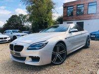 USED 2016 16 BMW 6 SERIES 3.0 640D M SPORT 2d 309 BHP