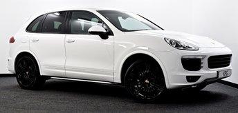 2016 PORSCHE CAYENNE 3.0 TD Tiptronic 4WD (s/s) 5dr £32995.00