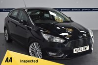 USED 2015 65 FORD FOCUS 1.0 TITANIUM X 5d 125 BHP (ONE OWNER  - FULL SERVICE HISTORY)