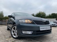 "USED 2015 15 SKODA RAPID 1.6 ELEGANCE GREENTECH TDI CR 5d 89BHP 2KEYS+20 ROAD TAX+16"" ALLOYS+CLIMATE+PARK+PRIVGLASS+CRUISE+ELEC+1 OWNER+"