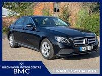 2016 MERCEDES-BENZ E CLASS 2.0 E 220 D SE 4d AUTO 192 BHP £19695.00