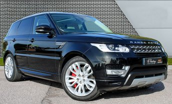 2016 LAND ROVER RANGE ROVER SPORT 3.0 SDV6 HSE 5d AUTO 306 BHP £35455.00
