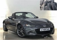 USED 2016 16 MAZDA MX-5 SPORT NAV [HTD LEATHER]