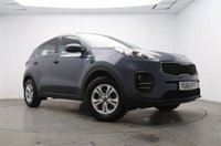 USED 2016 66 KIA SPORTAGE 1.6 1 5d 130 BHP Bluetooth- DAB Radio
