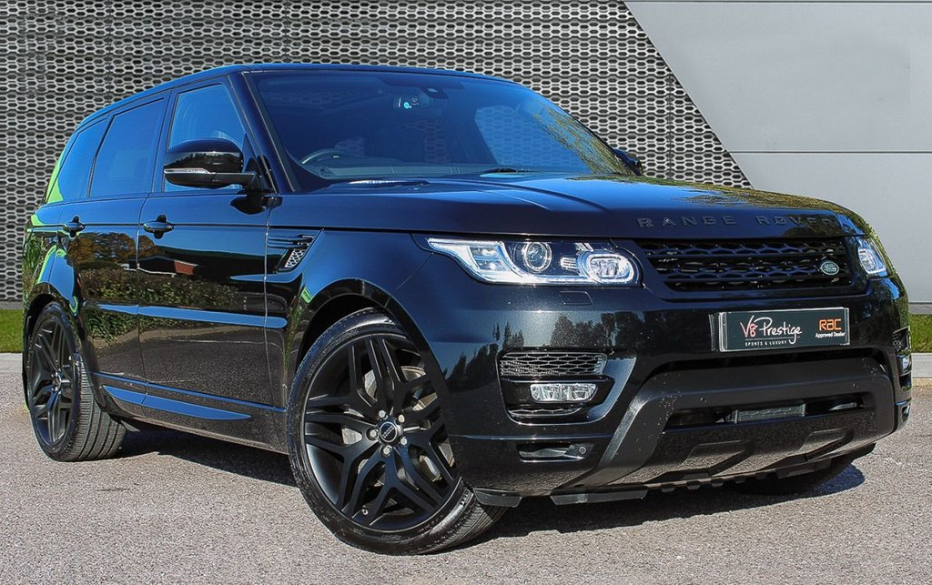 "USED 2016 16 LAND ROVER RANGE ROVER SPORT HSE 3.306 SDV6 AUTO  *22"" ALLOYS/AUTOBIOGRAPHY PACK*"