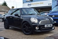 USED 2013 63 MINI HATCH COOPER 1.6 COOPER BAKER STREET 3d AUTO 120 BHP COMES WITH 6 MONTHS WARRANTY