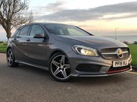 USED 2015 15 MERCEDES-BENZ A CLASS 2.0 A250 BLUEEFFICIENCY ENGINEERED BY AMG 5d AUTO 211 BHP COMES WITH 6 MONTHS WARRANTY