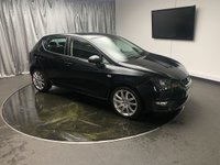 USED 2012 62 SEAT IBIZA 1.2 TSI FR 5d 104 BHP FREE UK DELIVERY, AIR CONDITIONING, AUX INPUT, BLUETOOTH CONNECTIVITY, CLIMATE CONTROL, CRUISE CONTROL, HILL HOLD CONTROL, SEAT PORTABLE NAVIGATION SYSTEM, STEERING WHEEL CONTROLS, TRIP COMPUTER