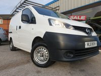 USED 2011 11 NISSAN NV200 1.5 SE DCI 85 BHP LOW MILEAGE!!