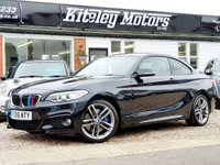 USED 2016 16 BMW 2 SERIES 218I M SPORT MASSIVE SPEC!