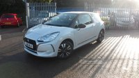 USED 2016 66 DS DS 3 1.2 PURETECH CHIC 3d 80 BHP JUST ARRIVED