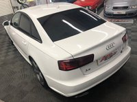 USED 2016 65 AUDI A6 2.0 TDI ULTRA BLACK EDITION 4d AUTO 188 BHP