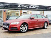 USED 2016 66 AUDI A6 2.0 TDI ULTRA SE EXECUTIVE AUTO 188 BHP ULEZ FREE £30 TAX
