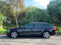 USED 2013 13 AUDI A4 1.8 AVANT TFSI S LINE 5d AUTO 168 BHP NICE LOOKING S LINE ESTATE AUTOMATIC WITH FSH
