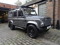 2014 LAND ROVER DEFENDER 2.2 TD XS STATION WAGON 122 BHP SEVEN SEATER £30995.00