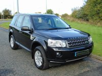 USED 2011 11 LAND ROVER FREELANDER 2.2 TD4 XS 5d 150 BHP SAT NAV, HEATED SEATS, XENONS