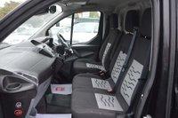 USED 2015 65 FORD TRANSIT CUSTOM 2.2 TDCi 290 L2H1 Limited Panel Van 5dr LWB*FULL FORD HISTORY*1 OWNER