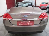 USED 2009 09 FORD FOCUS 2.0 CC-3 2dr ***54000 MILES ** AUTOMATIC***