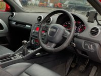 USED 2010 10 AUDI A3 1.6 TD S line 3dr TBeltChanged/Leather/Cruise