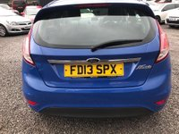 USED 2013 13 FORD FIESTA 1.25 Zetec 5dr