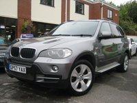 USED 2008 57 BMW X5 3.0 D SE 7STR 5d AUTO 232 BHP